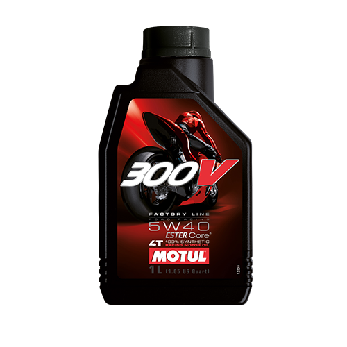 300V FACTORY LINE ROAD RACING 5W40